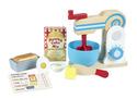 Wooden Make-a-Cake Mixer Set