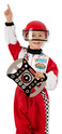 Race Car Driver Role Play Costume Set