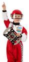 Race Car Driver Role Play Costume Set