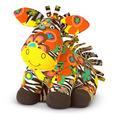 Beeposh Zelda Zebra Stuffed Animal