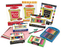 Draw and Color Deluxe Combo Art Set for Kids