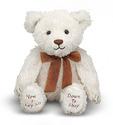 Bedtime Prayer Bear Talking Stuffed Animal