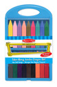 Take-Along Jumbo Crayon Set