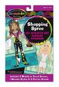 Scratch Art® Fashion Sticker Set - Shopping Spree