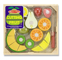 Cutting Fruit Set - Wooden Play Food