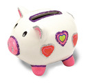 Decorate-Your-Own Piggy Bank