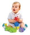 Crocodile Pop Blocs Learning Toy