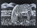 Scratch Art Scratch-Brite Silver Scratchboards (10 boards)