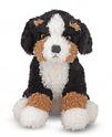 Barkley Bernese Puppy Dog Stuffed Animal