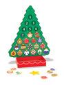 Countdown to Christmas Wooden Religious Advent Calendar