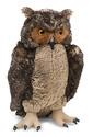 Lifelike Plush Owl