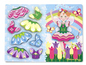 Fairy Dress-Up Chunky Puzzle - 10 pieces
