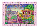 Fairytale Princess Peel & Press Sticker by Numbers