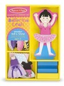 Leah Ballerina Magnetic Dress-Up Set