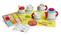 Wooden Steep & Serve Tea Set