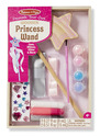 Decorate-Your-Own Wooden Princess Wand