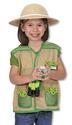 Backyard Explorer Role Play Costume Set