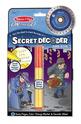 Secret Decoder Game Book - ON the GO Travel Activity Book