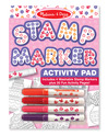 Stamp Marker Activity Pad - Pink