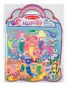 Puffy Sticker Play Set: Mermaid