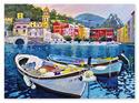 Tranquil Harbor Cardboard Jigsaw - 1500 Pieces