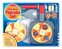 Flip & Serve Pancake Set - Wooden Play Food