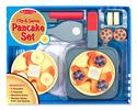 Flip & Serve Pancake Set - Wooden Play Food