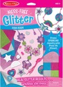 Mess-Free Glitter Foam Beads
