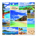 Photos from Paradise Cardboard Jigsaw - 1000 Pieces