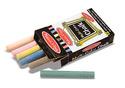 Multi Colored Chalk 12 pc