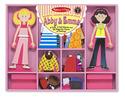 Abby & Emma Magnetic Dress-Up Set