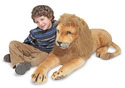 Lion Giant Stuffed Animal