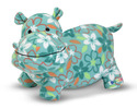 Beeposh Katie Hippo Stuffed Animal