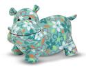 Beeposh Katie Hippo Stuffed Animal
