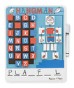 Flip-to-Win Hangman Travel Game