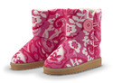 Patty Camp Boot Slippers - S