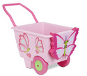 Cutie Pie Butterfly Cart