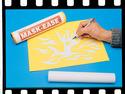 Scratch Art Mask-Ease (10