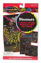Scratch Art® Color-Reveal Pictures - Dinosaurs
