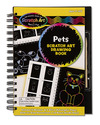 Scratch Art® Drawing Book - Pets