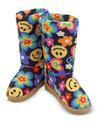Beeposh Razzle Boot Slippers (L)