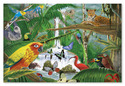 Rain Forest Majesty Floor Puzzle - 48 Pieces