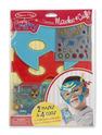 Simply Crafty - Superhero Masks & Cuffs