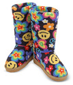 Beeposh Razzle Boot Slippers (XL)