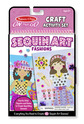 On-the-Go Crafts - Sequin Art - Fashion