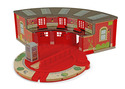 Deluxe Roundhouse & Turntable Set