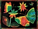 Scratch Art Soft Scratch Board - Multicolor (30 boards)