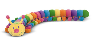 Longfellow Caterpillar Stuffed Animal
