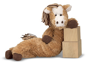 Longfellow Horse Stuffed Animal