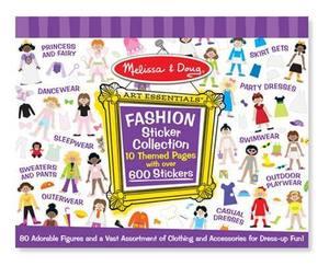 Sticker Collection - Fashion